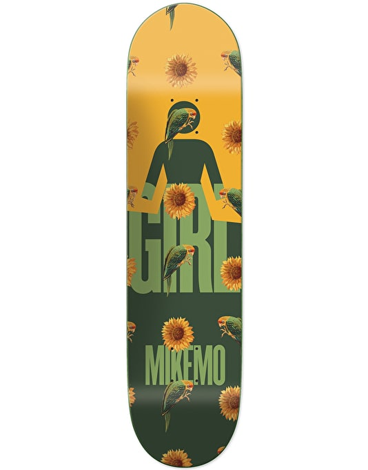Girl Mike Mo Sanctuary Pro Deck - 8.125""