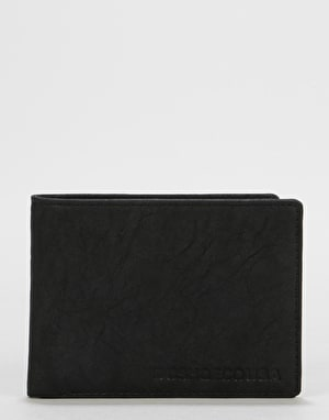 DC Big Message Wallet - Black