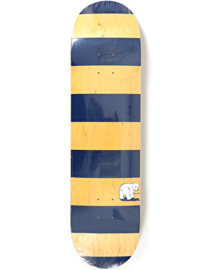 Polar x Dear x Ron Chatman Block Stripe Team Deck - 8.375