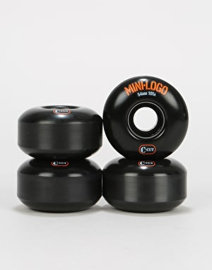 Mini-Logo C-Cut Team Wheel - 54mm