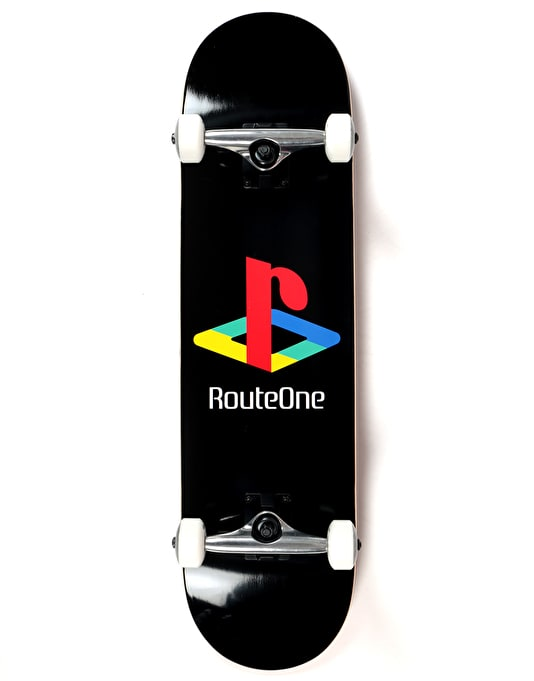 Route One Fony Complete Skateboard Set-Up - 8""