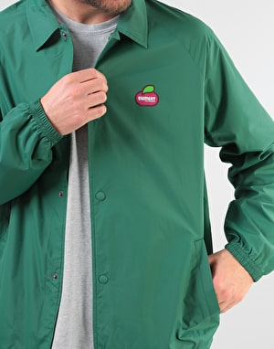 Element YAWYE Coaches Jacket - Hunter Green