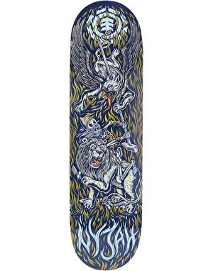 Element Nyjah Survival Pro Deck - 8