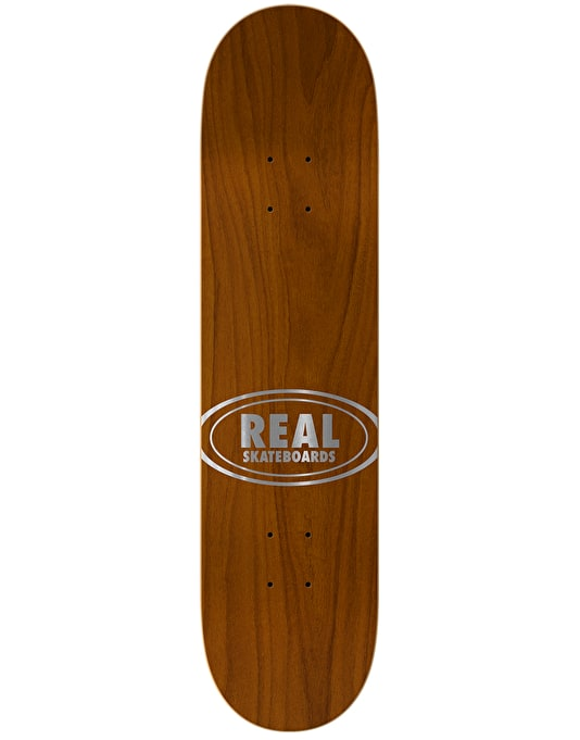 Real Ishod Shine Oval SE Skateboard Deck - 8.25""