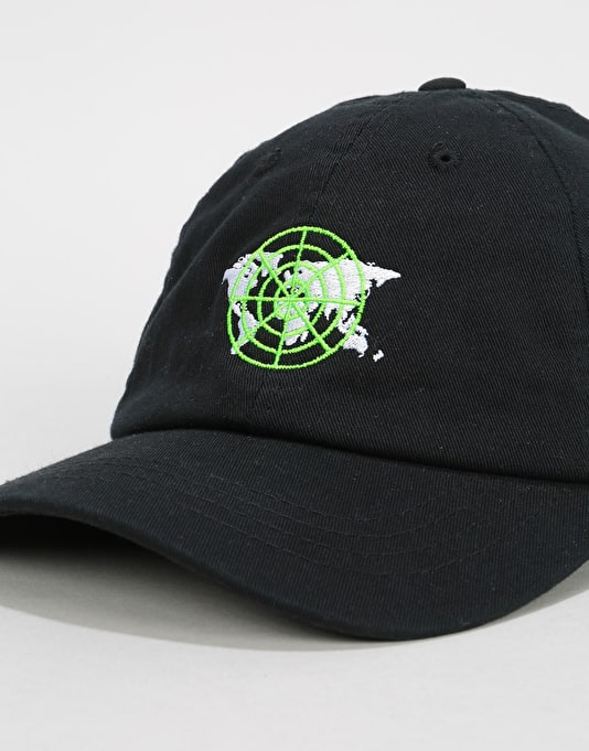 Route One Worldwide Cap - Black