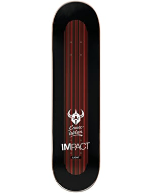 Darkstar Cameo Throwback 2 Impact Light Pro Deck - 8.25