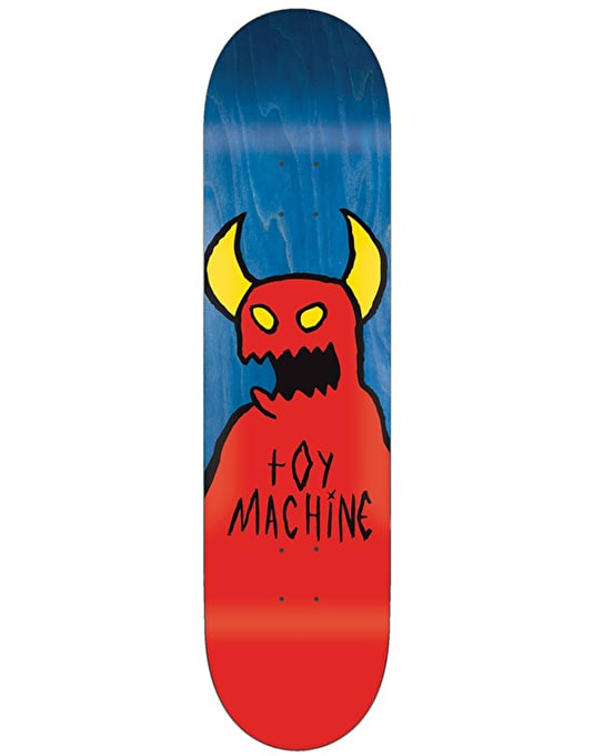 Toy Machine Sketchy Monster Team Deck - 9""