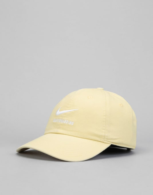 the best attitude e7e2e f1c5d ... cheap nike sb h86 twill cap lemon wash lemon wash white 49ac6 5cc5f