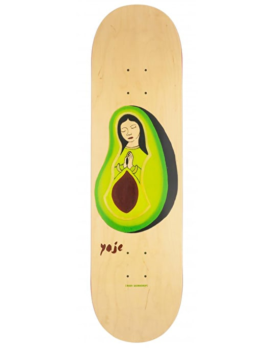 Alien Workshop Yaje Guaculupe Skateboard Deck - 8.5""
