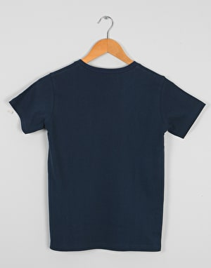 Independent Patch Boys T-Shirt - Navy