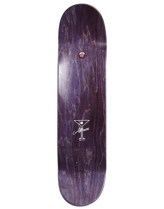 Alltimers Confusing Tourism Snow Skateboard Deck - 8.5""