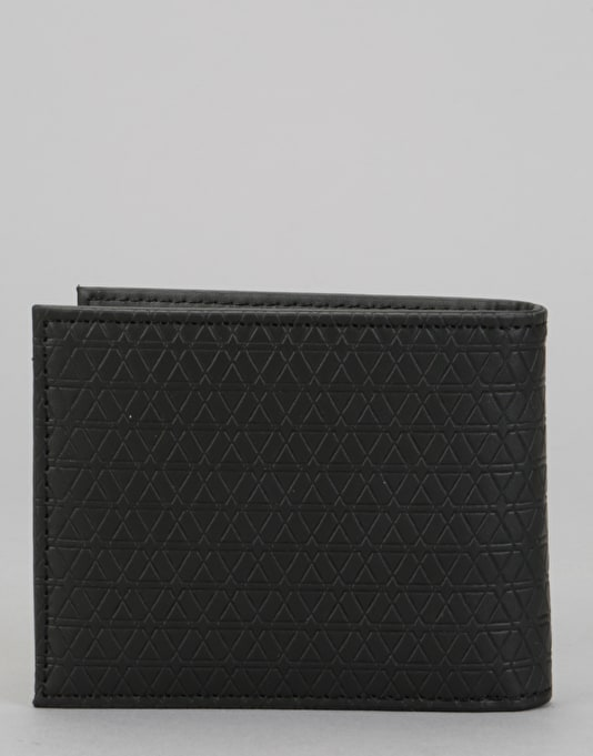 Element Cadent Wallet - Flint Black