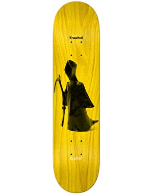 Krooked Cromer Stachue Skateboard Deck - 8.18
