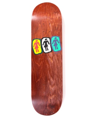 Girl Brophy Sketchy OG Skateboard Deck - 8.5