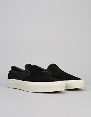 Straye Ventura Skate Shoes - Black/Bone