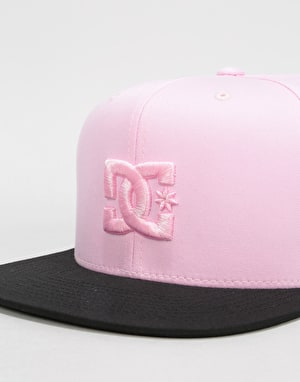 DC Snappy Snapback Cap - English Rose