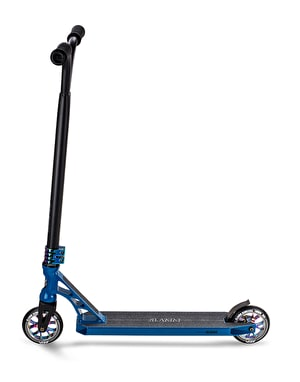 Slamm Assault III Scooter - Blue