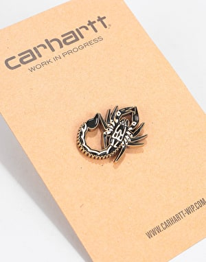 Carhartt Scorpion Pin - Zinc