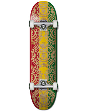 Element Rasta Seal Complete - 7.75