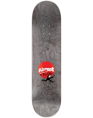 Almost x Jean Jullien Yuri Monsters Pro Deck - 8.25
