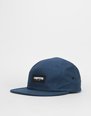 Chrystie OG Logo 5 Panel Cap - Navy