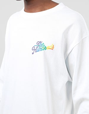The Hundreds Spectrum L/S T-Shirt - White