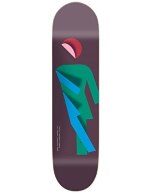 Girl Kennedy Folded OG Pro Deck - 8.25