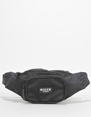 Nicce Panama Cross Body Bag - Black