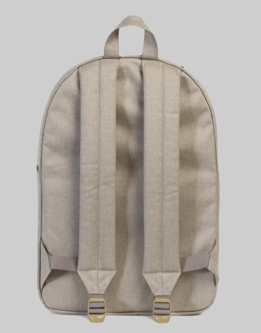 Herschel Supply Co. Classic Backpack - Light Khaki Crosshatch/Peacoat