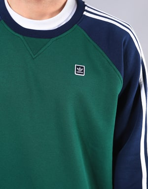 Adidas Uniform Crew - Collegiate Green/Night Indigo/White