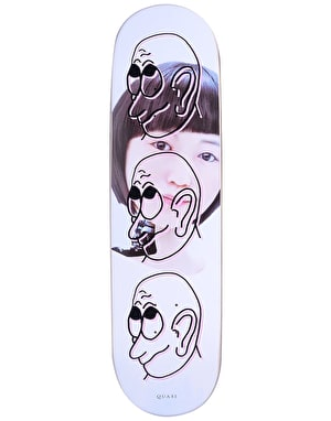Quasi 'Girl' Skateboard Deck - 8.5