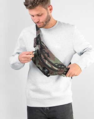 DC Cross Body Bag  - Camo