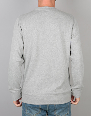 Obey Corsaire Crew - Heather Grey