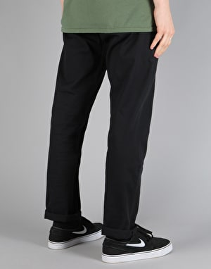 Nike SB Flex Icon Chino Pant - Black
