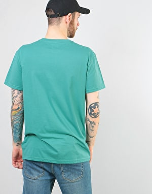 DC Basic Pocket 2 T-Shirt - Deep Sea