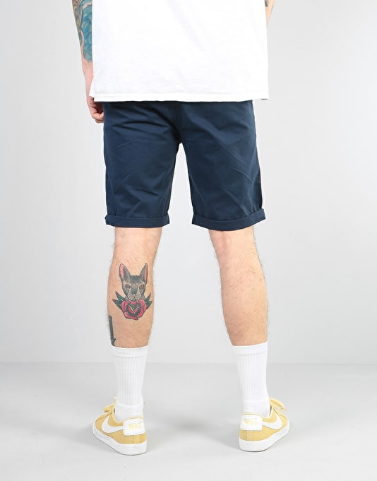 Bellfield Charlie Chino Shorts - Navy