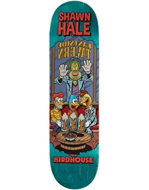 Birdhouse Hale Vices Skateboard Deck - 8.38