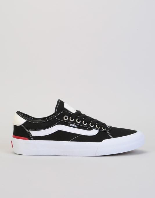 Scarpe Vans Chima Pro 2 Canvas Black Sneakers da Skateboards