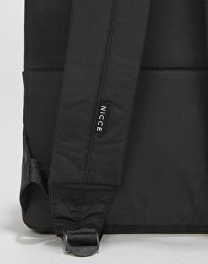 Nicce Jet Backpack - Black
