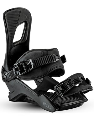 Nitro The Rambler 2018 Snowboard Bindings - Blackout