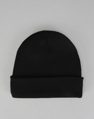 Long Live Southbank LLSB Pillar Beanie - Black/White