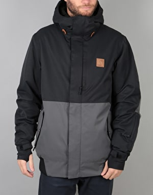 ThirtyTwo Ryder 2018 Snowboard Jacket - Black
