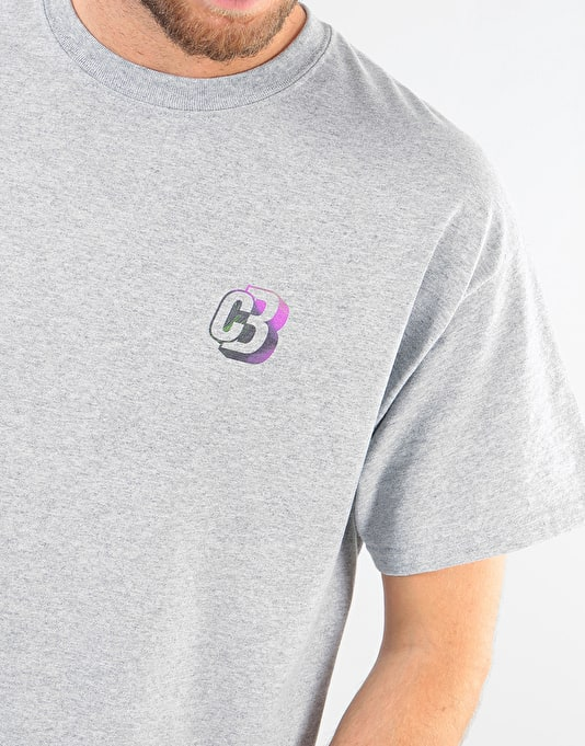 Colourblind Guan Lord T-Shirt - Heather Grey