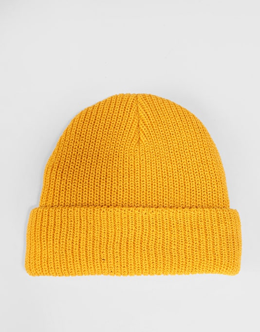 HUF Usual Beanie - Gold