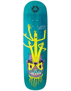 Welcome Sanchez Air Dancer on Nibiru Skateboard Deck - 8.75