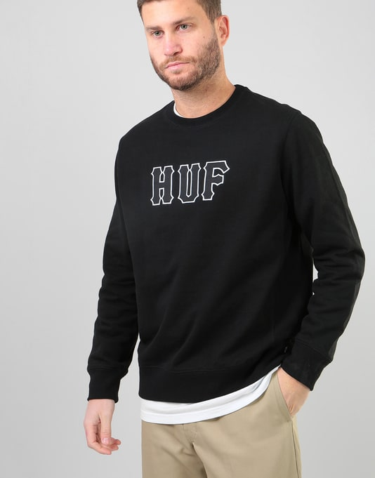 HUF Field Crew - Black