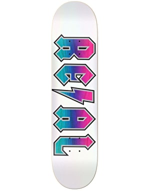 Real Deeds White Out Team Deck - 8.25