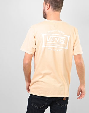 Vans Original Shaper T-Shirt - Apricot Ice