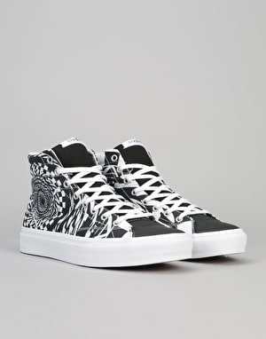 Straye Venice Skate Shoes - BW Vortex
