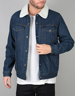 Bellfield Reno Denim Jacket - Blue